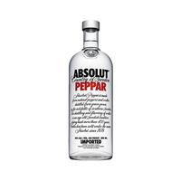 Absolut Vodka Peppar 40%V Alcohol 75CL