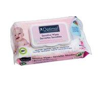 Optimal Powder Puff Wipes 72 Sheets
