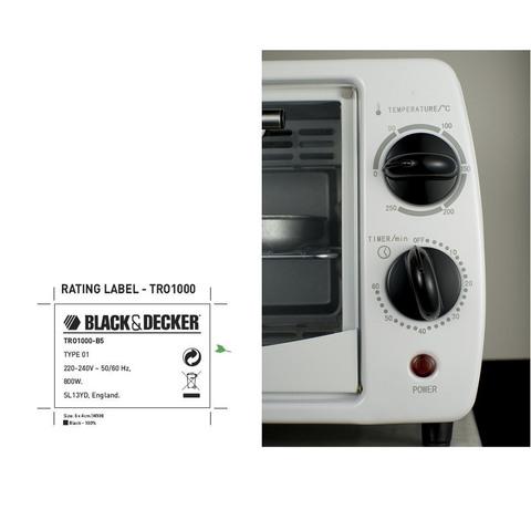 Black&Decker-Oven-TRO1000