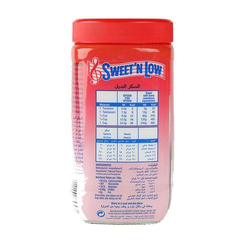 Sweet'n-Low-For-Spoon-Jar-80g