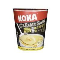 Koka Noodles Creamy Chicken Flavor Cup 70 Gram