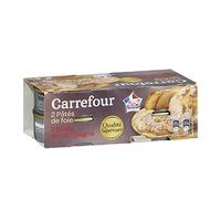 Carrefour Liver 2 Pates De Foie