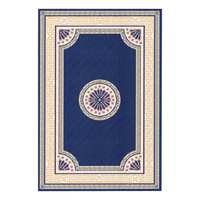 Carpet Supr Sabah 280X470Cm Blue Yhu