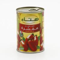 Hanaa Whole Peeled Tomatoes 400 g