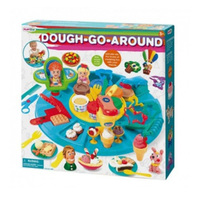 PlayGo Little Dough-Go-Around 3 Years+