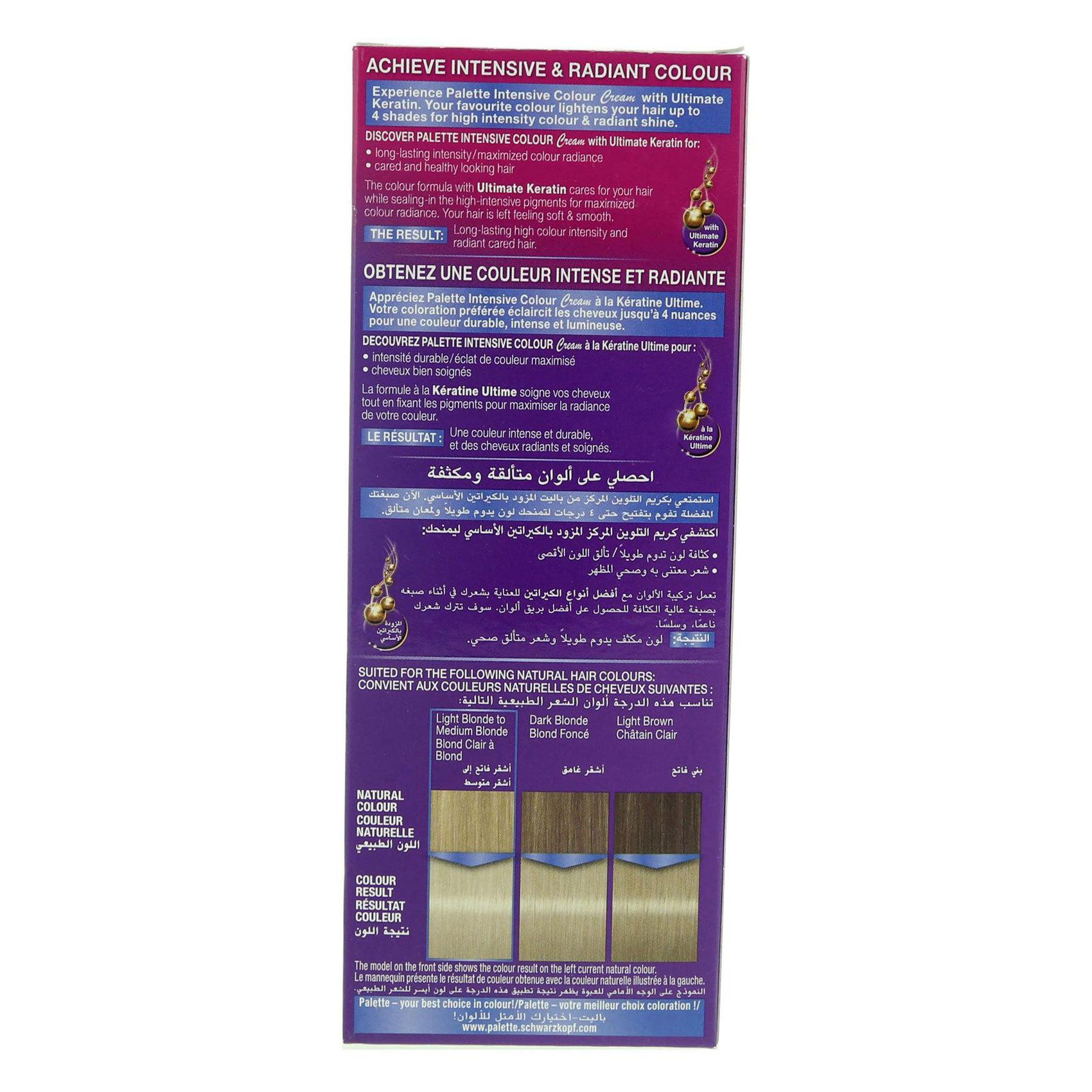 PALETTE SEM KIT ASH ULT BLND AR10-2