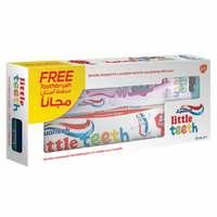 Aqua Fresh Child Little Teethpaste 50ml + Child Little Teeth Toothbursh