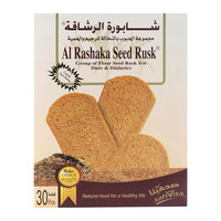 Al Rashaka Flour Seed Rusk 420g