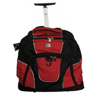 Wires School Trolley W/Laptop Case