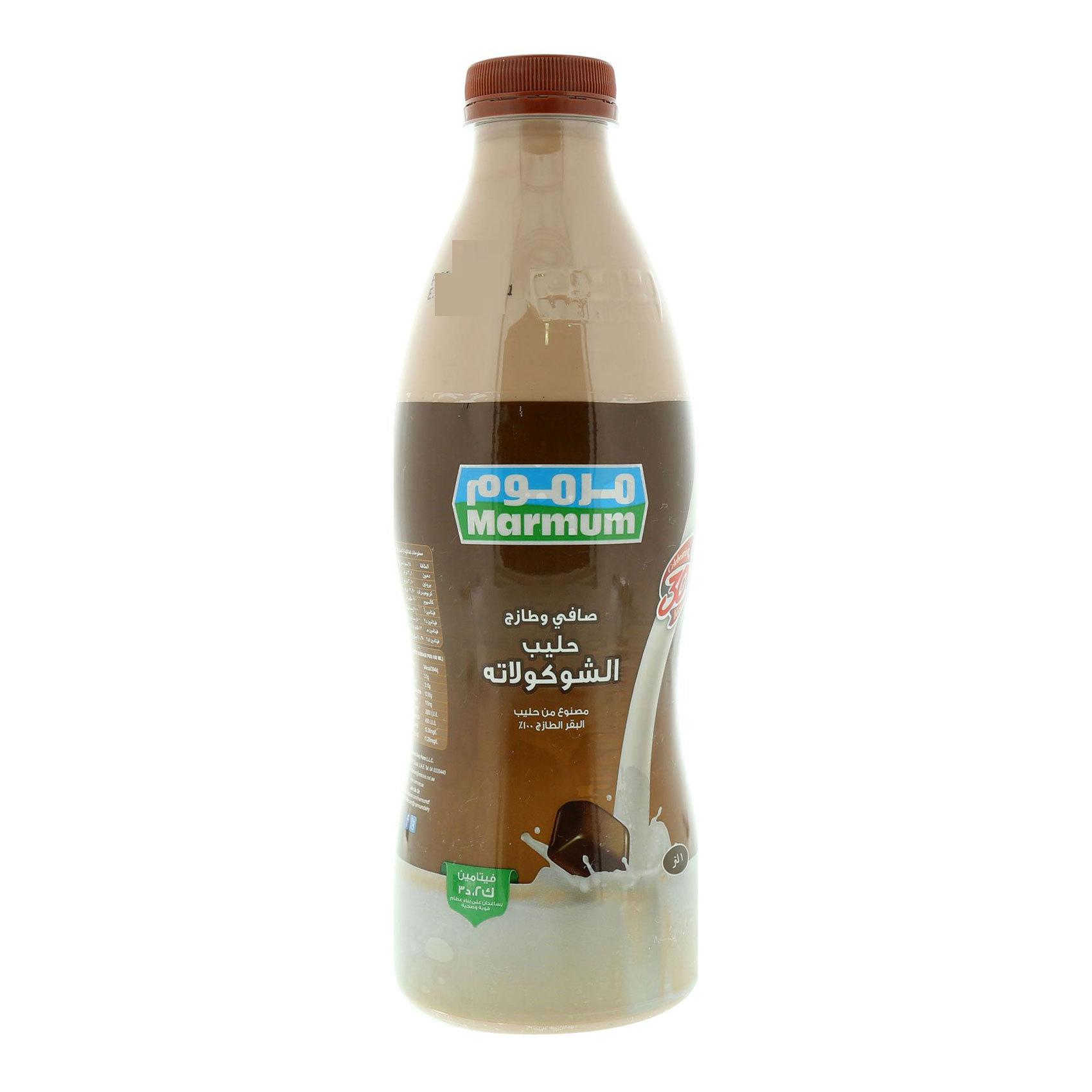 MARMUM FRESH MILK CHOCO 1L