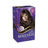 Wella Koleston Color Cream Kit Medium Brown 4/0