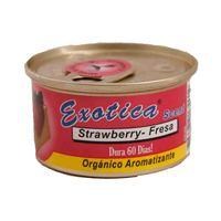 إكسوتيكا معطر سيارة برائحة الفراولة 42 غرام