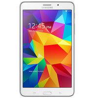 """Samsung Tablet Galaxy Tab 4 SM-T231 Quad Core 1GB RAM 8GB Memory 3G 7"""" White"""