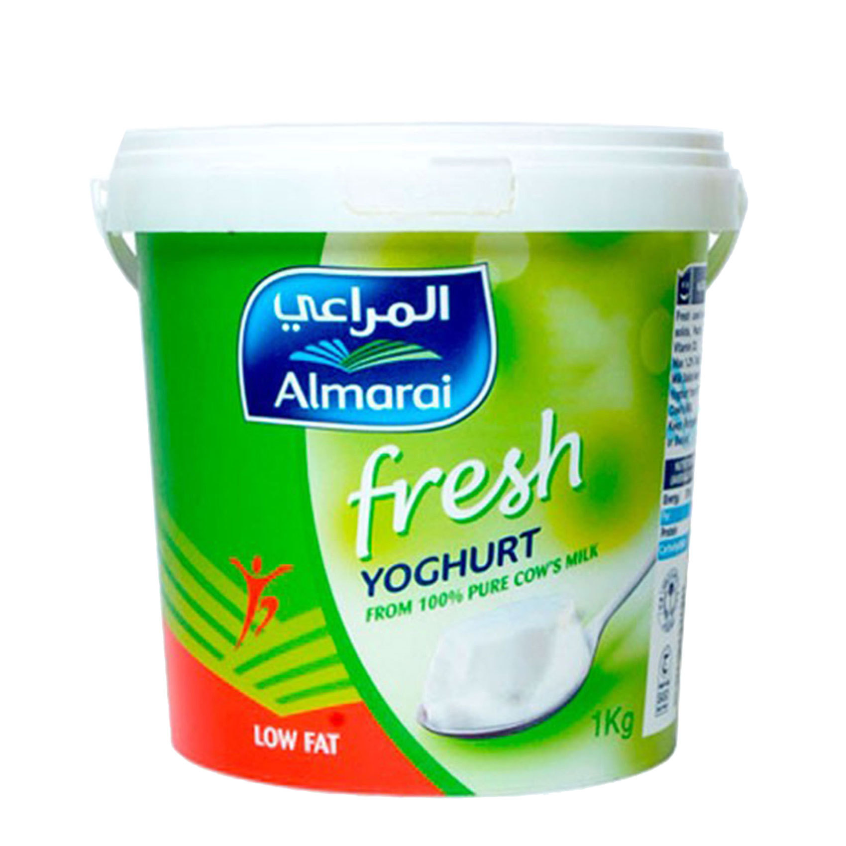 ALMARAI ZABADI LOW FAT 1KG