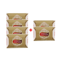 Cussons Soap Gold 125GR 4 + 2 Free