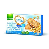 Gullon Biscuit Whole Grain With Yogurt 220GR