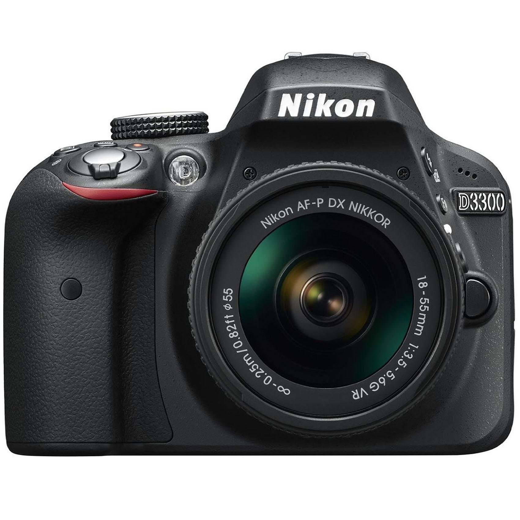 NIKON SLR D3300+18-55AF-P+WU1A+CS