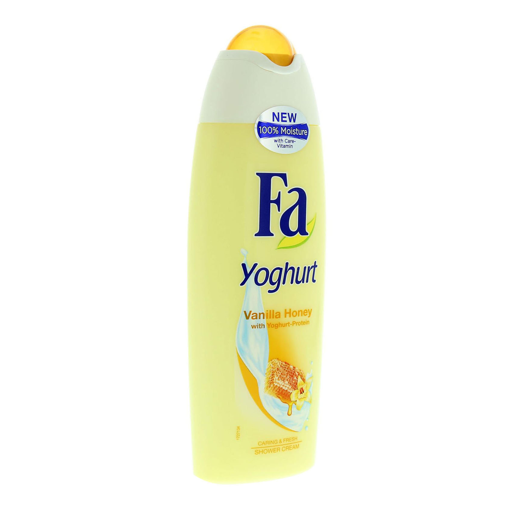 FA SHOWER GEL VANILLA HONEY 250ML