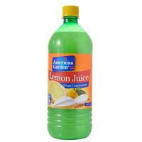 American Garden Lemon Juice 907g