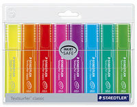Staedtler Textsurfer Classic Highlighters 8 Color Set