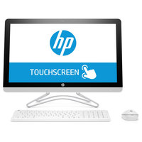 "HP All-In-One  PC 24-e020 i5-7200 8GB RAM 1TB Hard Disk 2GB Graphic Card 23.8""Touch Screen"