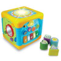 WinFun Big Music Fun Activity Cube