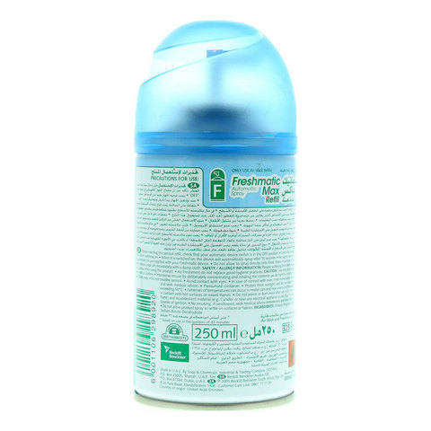 Air-Wick-Morning-Dew-Freshmatic-Max-Refill-Automatic-Spray-250ml