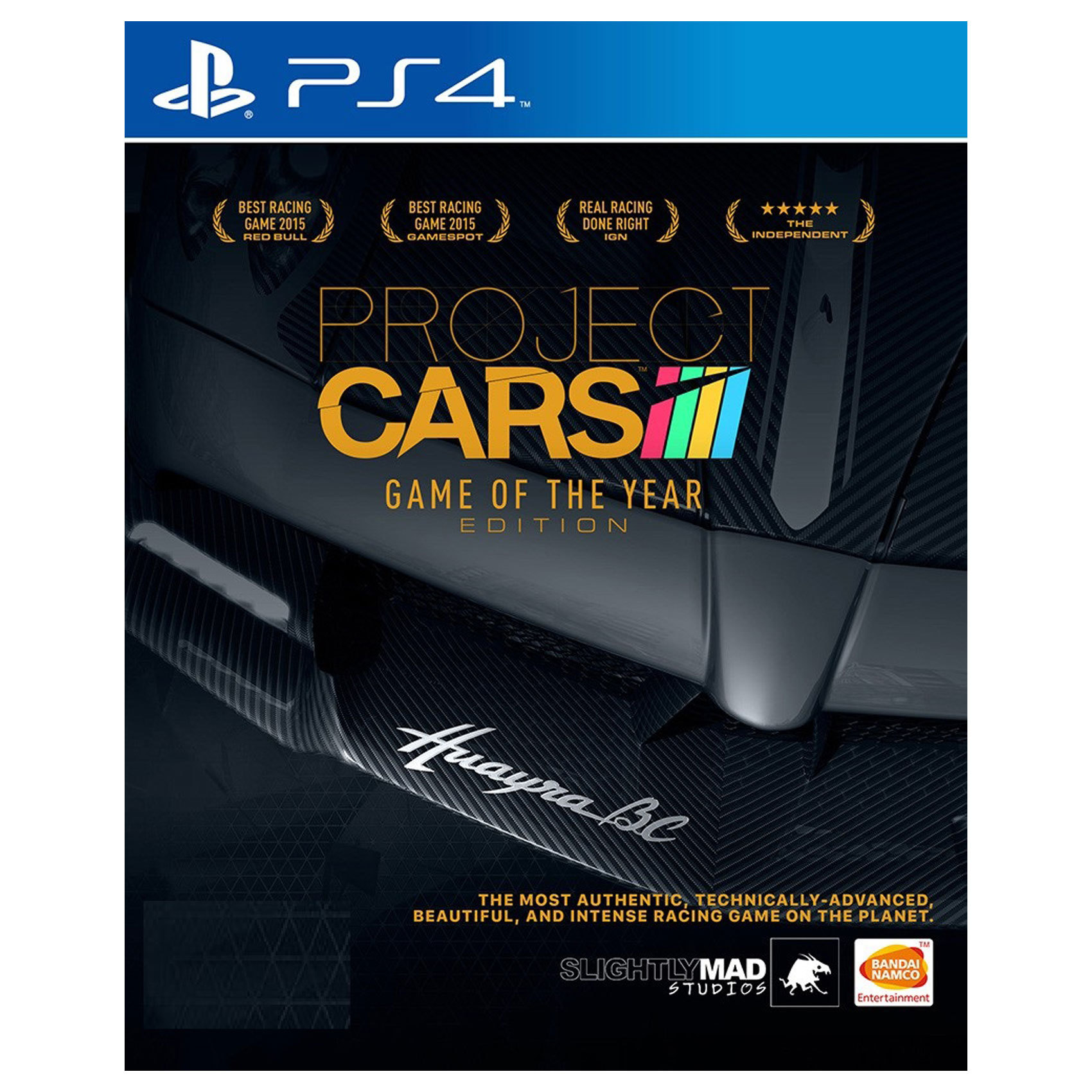 SONY PS4 PROJECT CARS GOTY