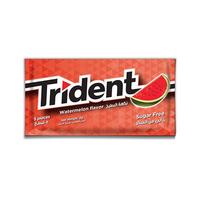 Trident Gum Watermelon 5 Sheets