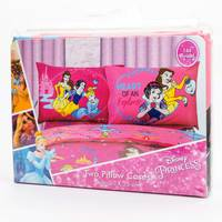 Princess Pillow Case 2pc Set