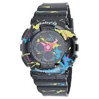 Casio Baby G Women's Analog/Digital Watch BA-120SPL-1A