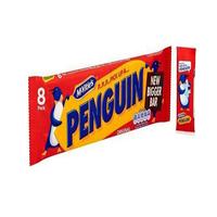Mcvities New Bigger Bar Penguin 80GR