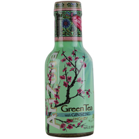 Arizona Green Tea With Ginseng And Honey 500ml