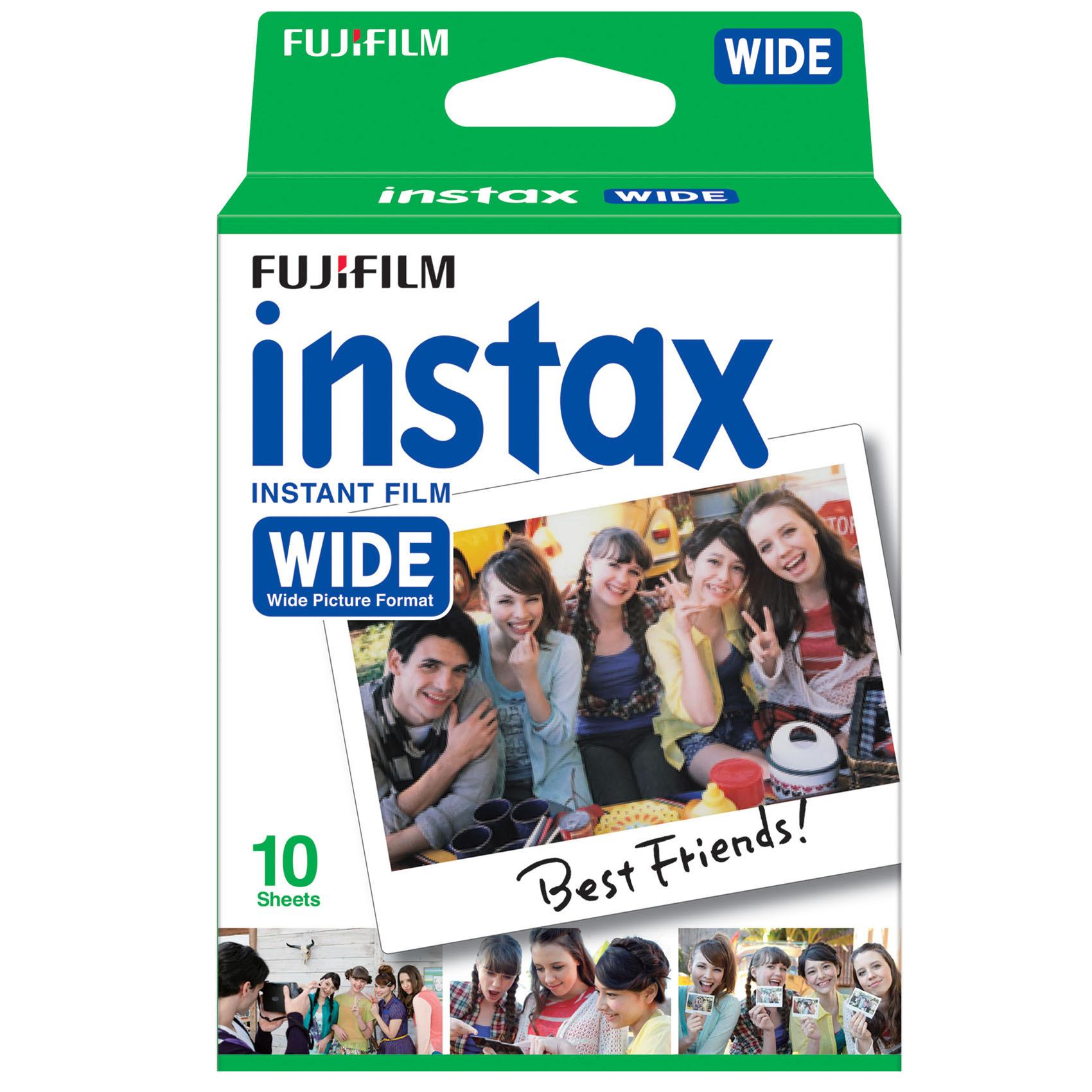 FUJIFILM - FILM INSTAX WIDE 10PACK
