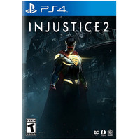 Sony PS4 Injustice 2
