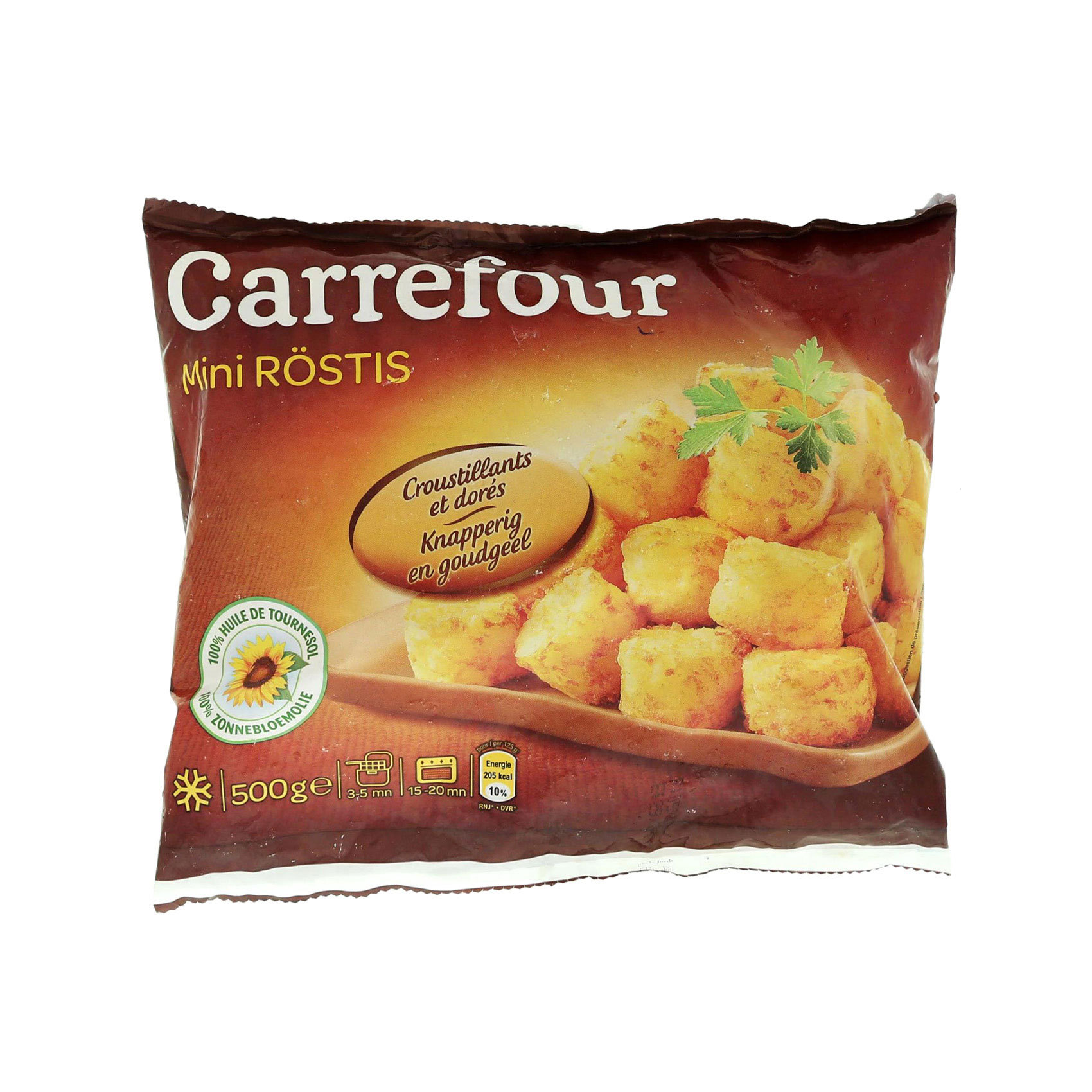 CRF POTATOES MINI ROSTY 500GR