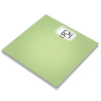 Beurer Digital Glass Scale GS208 Green