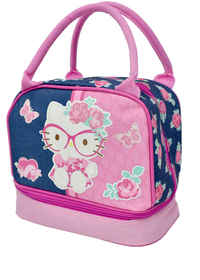 Hello Kitty Lunch-Bag