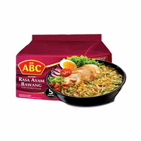 ABC Bag Chicken 70GR X5