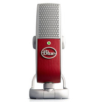 Blue Microphone Raspberry
