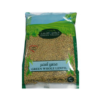 Green Valley Green Whole Lentil 1kg