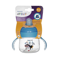 Philips Avent Sip No Drip Cup Blue 6 Months+ 200ML