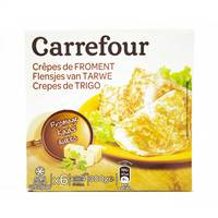 Carrefour Cheese Pan Cakes 6x50 g