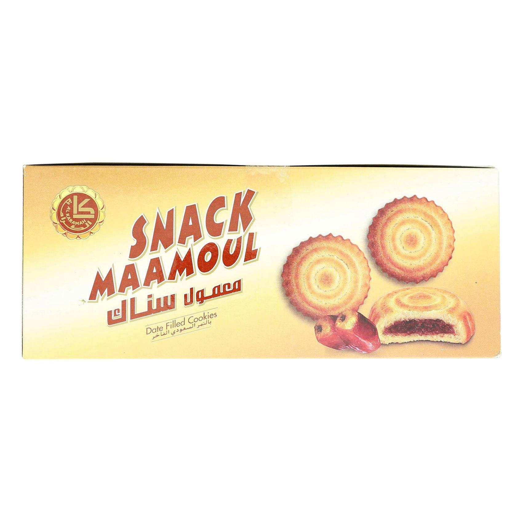 AL KARAMAH MAMOUL SNACK 50GX14