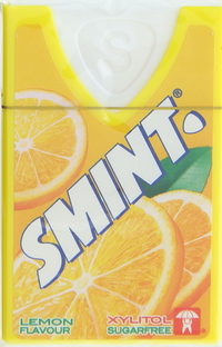 Smint Lmeon Flavour Sugarfree 8g