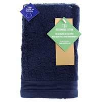 TEX Hand Towel x2 30x50 Navy