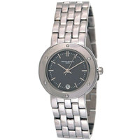 Mount Royale Unisex Watch Grey Dial Stainless Steel Band Casual-1J85
