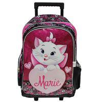 "Marie - Trolley Bag 18"" Bk"