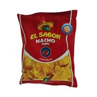 El Sabor Nacho Chips Chili Flavor 100g