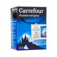 Carrefour Russian Earl Grey Tea 20